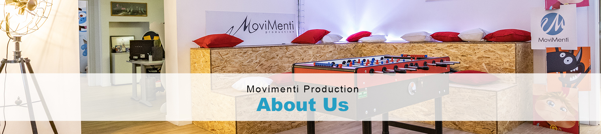 About Us Movimenti Productions