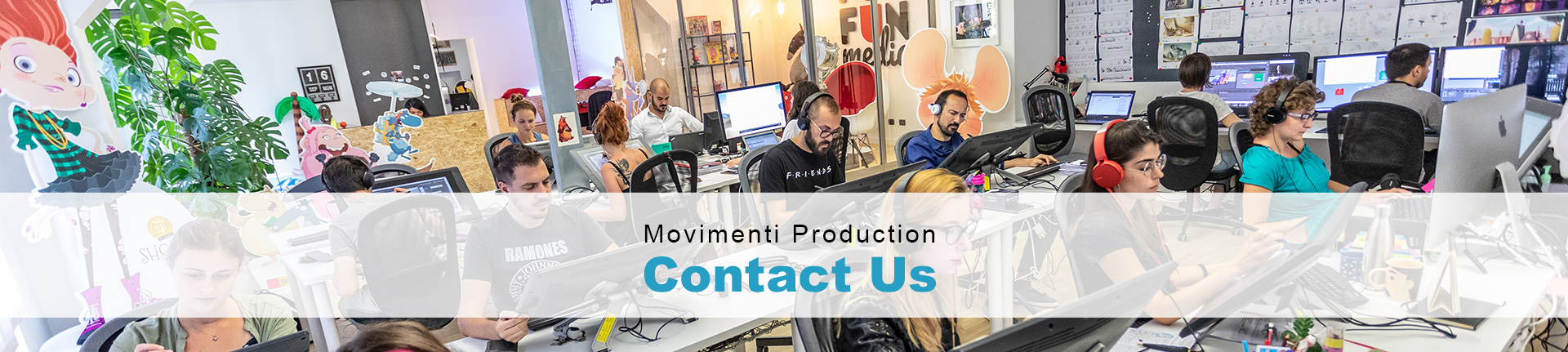 Contact Us Movimenti Productions