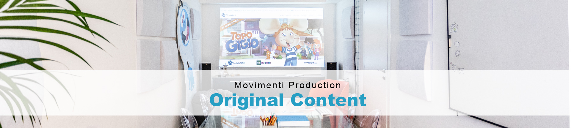 Original Contents Gallery Movimenti Productions